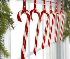 Decoración de Ventanas para Navidad 2017