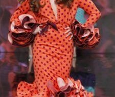 Moda Flamenca en el SIMOF 2013