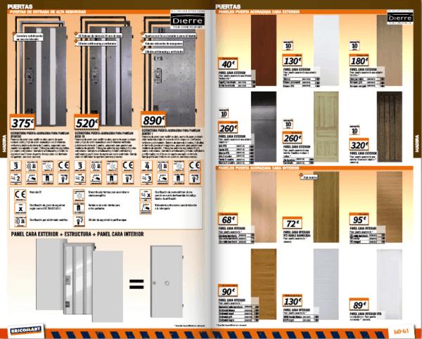 Bricomart ventanas de aluminio precios finest mosquitera for Puertas baratas bricomart