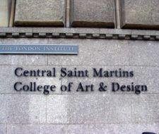 Central Saint Martins | Escuela de diseño prestigiosa