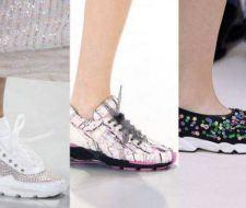 Deportivas de diseño| Chanel, Dior o Marc Jacobs