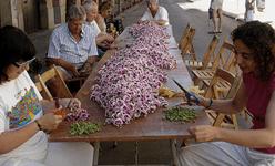 La Batalla de las Flores en Laredo