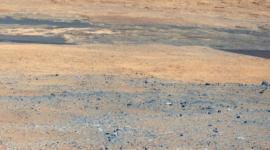 Curiosity en Marte, fotos de la semana