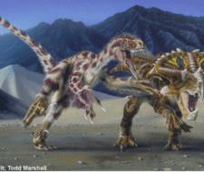 Velociraptor, el malo de la película