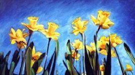 Narcisos, flores de mitología