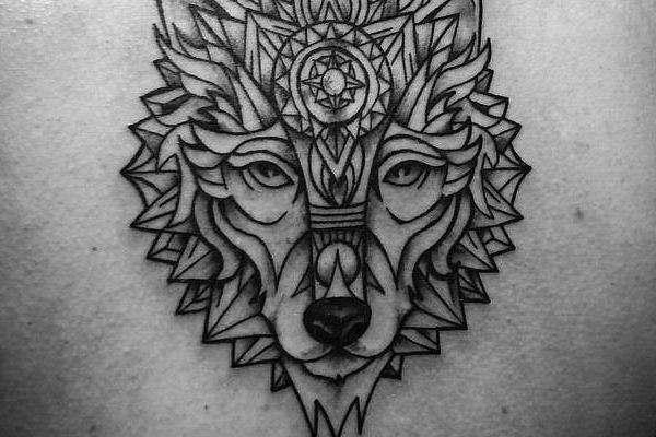 Tatuajes de lobos 2018 Tendenziascom