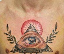 Tatuajes de pirámides| significados