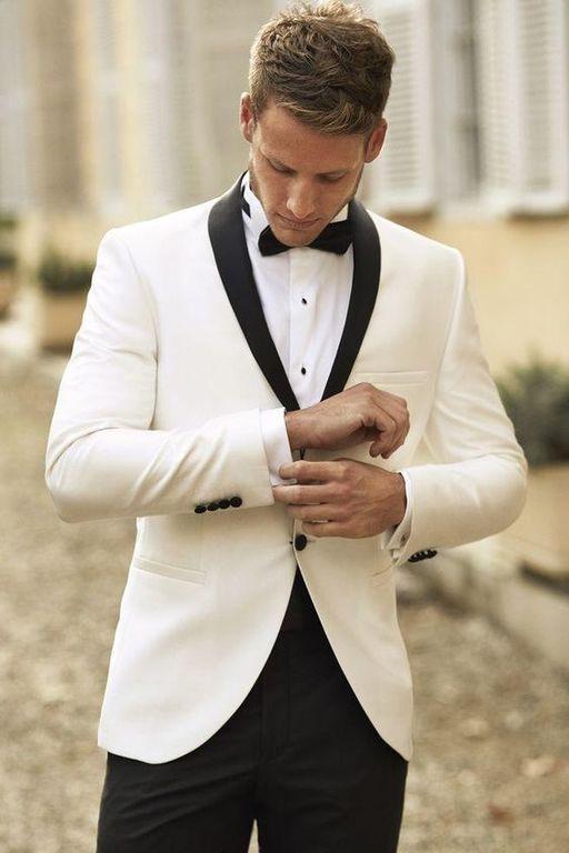 trajes de novio para boda 2019 - tendenzias