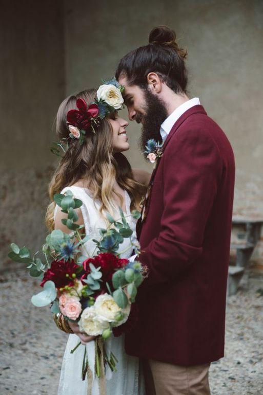 Vestidos para bodas hipster