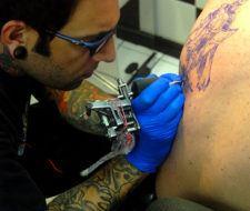 La vida del tatuador