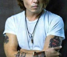 Johnny Depp | sus tatuajes