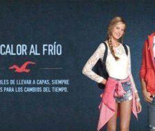 Hollister moda otoño–invierno 2013-2014