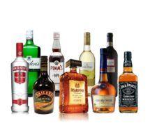 Las 20 bebidas alcohólicas con mas calorías