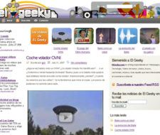 El Geeky, el blog para los más jóvenes