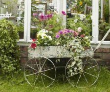 Cómo decorar un jardín
