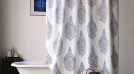 Tendencias para las cortinas de baño