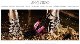 Crystal Anniversary Collection de Jimmy Choo