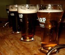 El gusto de la cerveza excita el cerebro