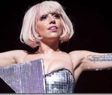 Tatuajes de Famosos: Tatuajes de Lady Gaga