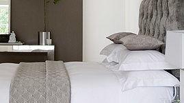 The White company y sus elegantes propuestas para el baño y el dormitorio