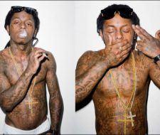 Tatuajes de Lil´ Wayne