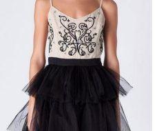 Blanco: Vestidos de fiesta 2015
