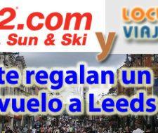 Gana un viaje a Leeds Gracias a Jet2 y Blogsfarm