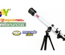 Dónde comprar telescopios de segunda mano