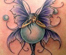 Tatuajes de burbujas