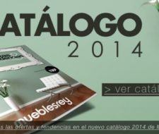 Catálogo Muebles Rey 2014