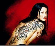 Fotos de tatuajes de dragones