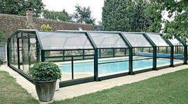 Cubierta para la piscina