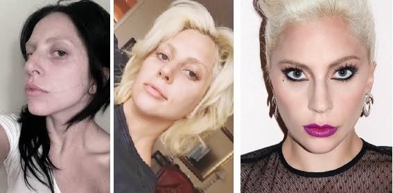 38d5f6916 Famosas sin maquillaje: 20 fotos de famosas antes de maquillarse ...