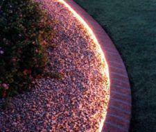 Iluminación del jardín