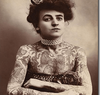 La historia de los tatuajes