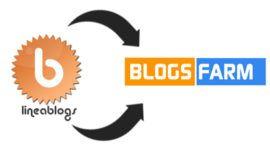 Blogsfarm compra la red de blogs Lineablogs.com