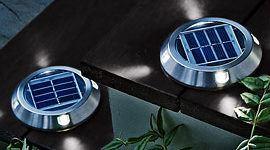 Iluminación de bajo consumo para el exterior