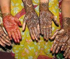 Historia de los tatuajes con henna