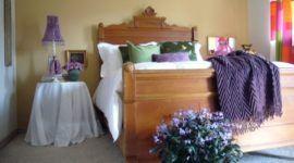 Textiles en el dormitorio