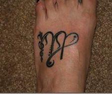 Tatuajes de virgo