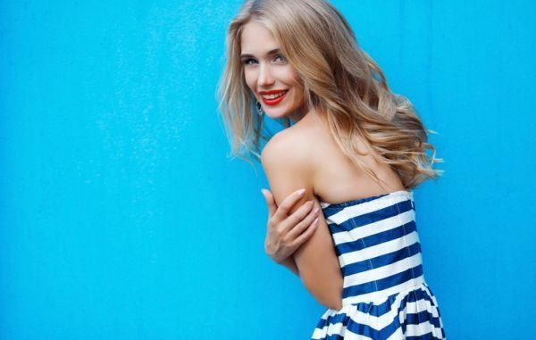 catalogo-tezenis-vestido-rayas-azules-blancas