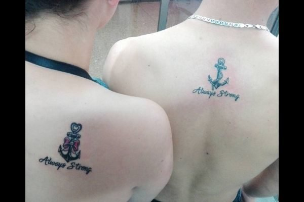 the-best-tattoos-small-women-couples-anchors