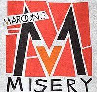 Letra de Misery de Maroon 5 y letra traducida