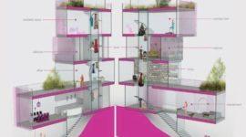 Barbie y su casa de diseño