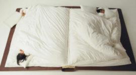 Una cama libro