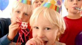 Juegos para fiestas de cumpleaños de niños