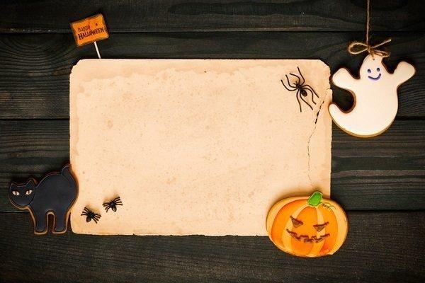Como hacer invitaciones para halloween