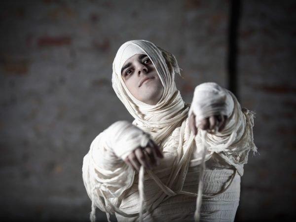 Disfraz de la momia the mummy otras momias