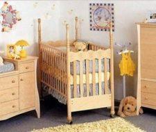 Ideas para decoración de la habitación del bebe