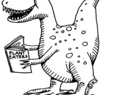 ¿Dinosaurios inteligente en otro planeta?